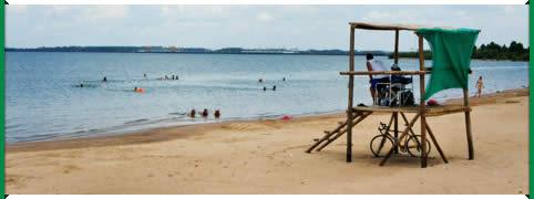 Playas en Concordia